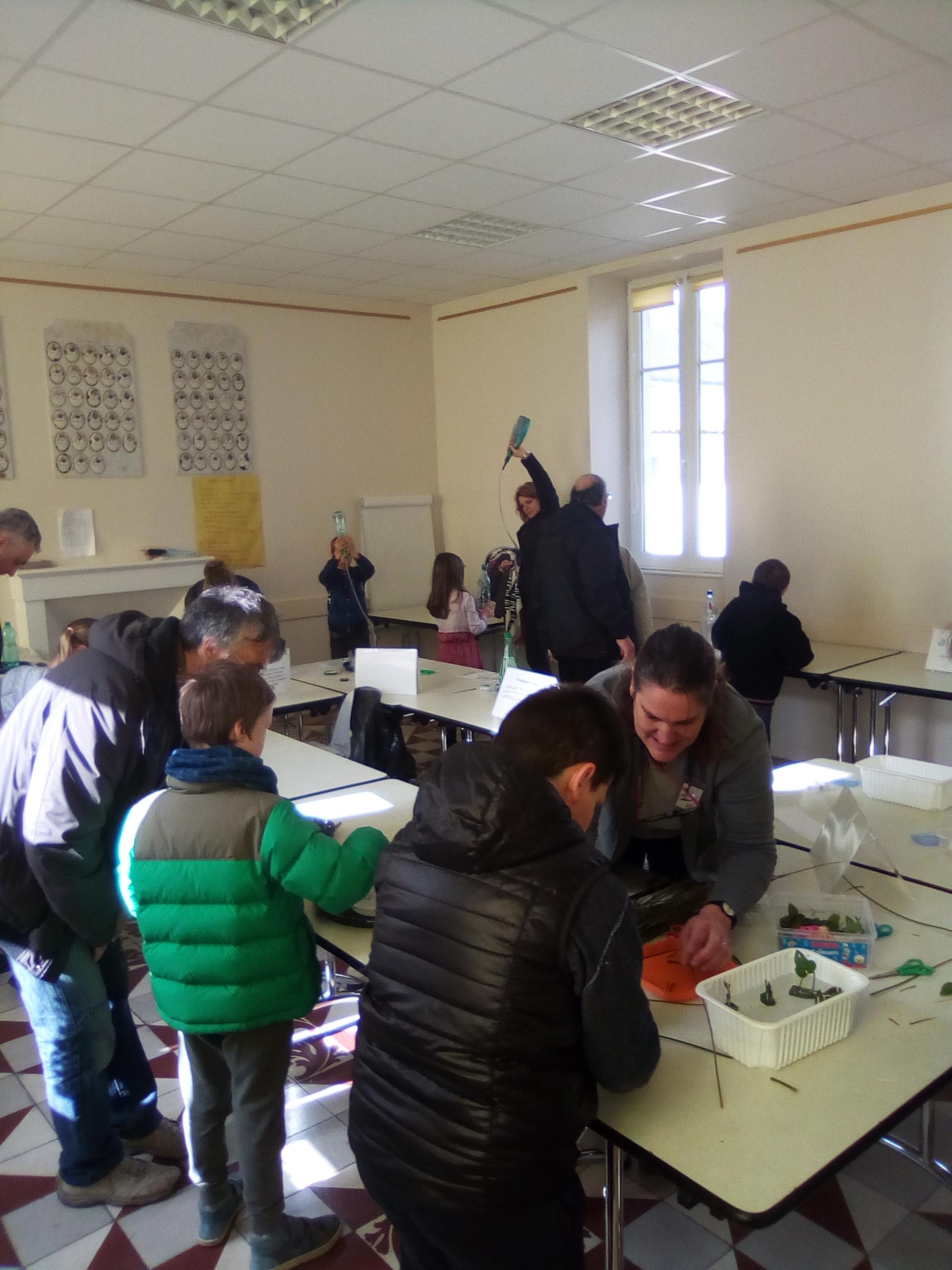 Mois de l'environnement à Soullans – Mars 2017