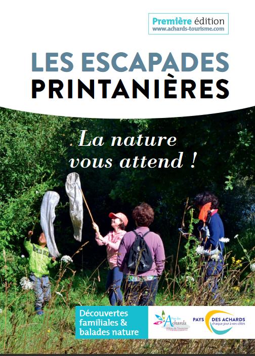 2019 – Les Escapades printanières