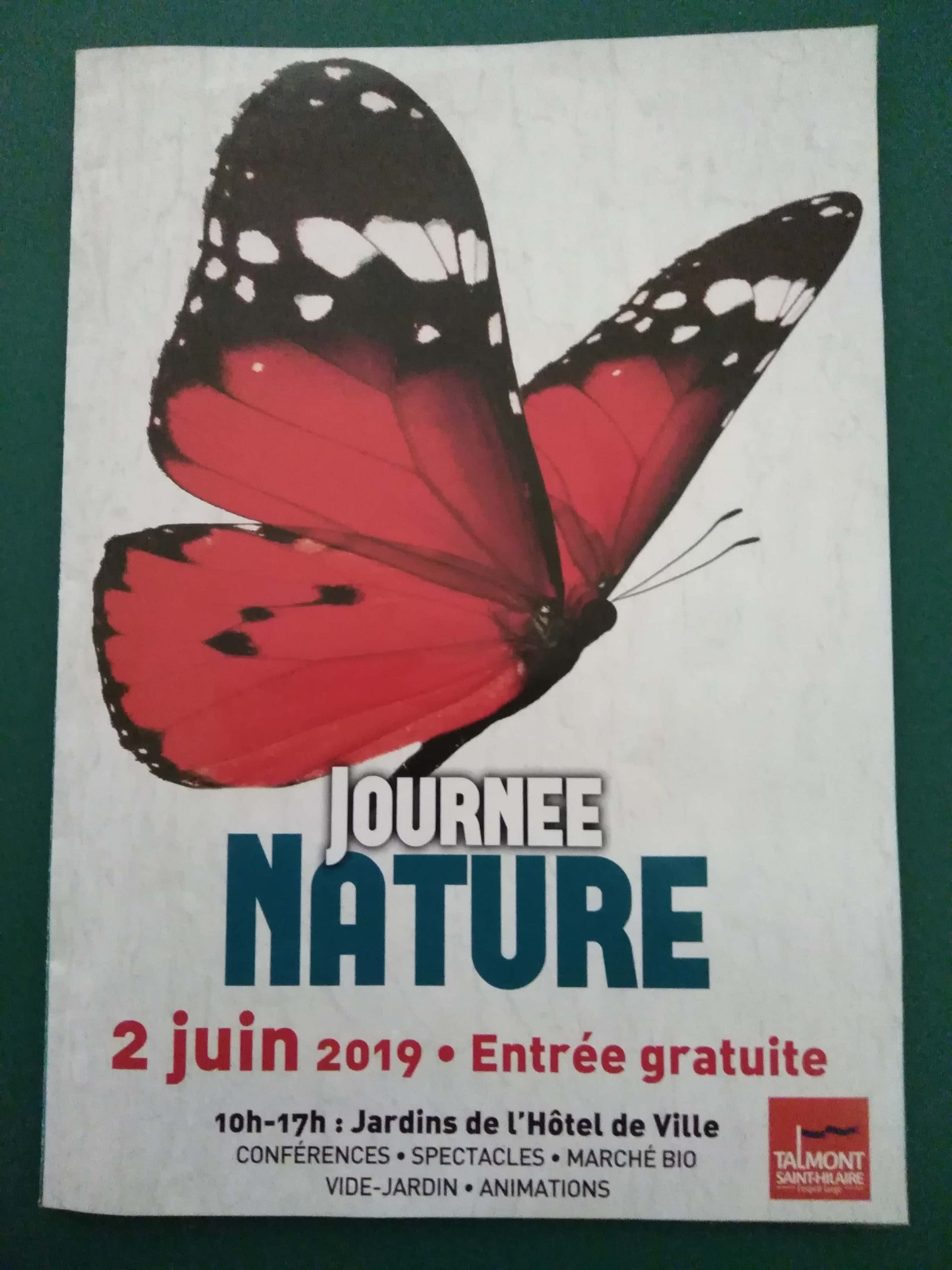 Juin 2019 – Talmont Saint-Hilaire : Journée Nature